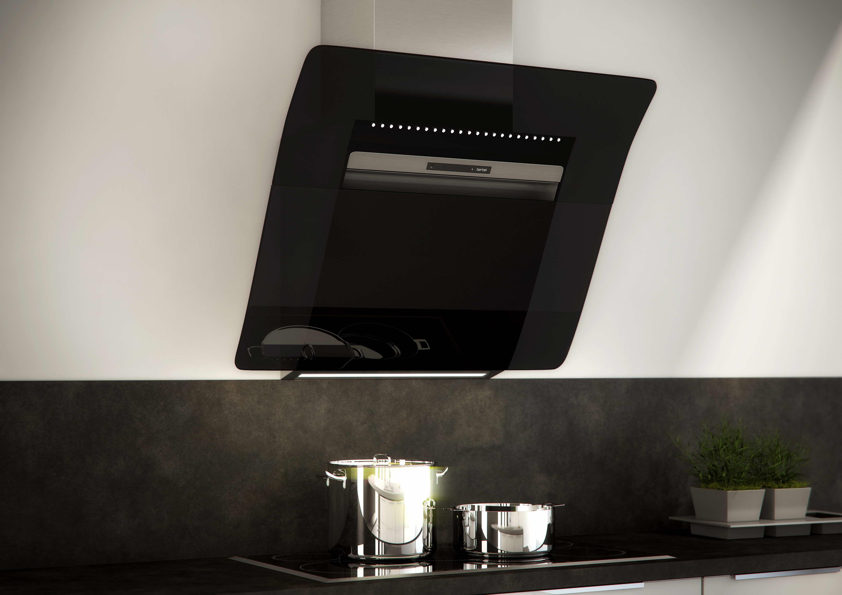 berbel bkh 90 gl. Black Bedroom Furniture Sets. Home Design Ideas